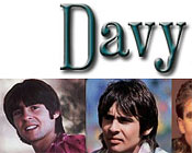 Davy Jones Website