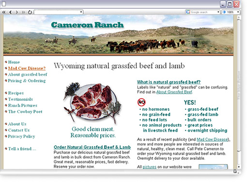 Cameron Ranch