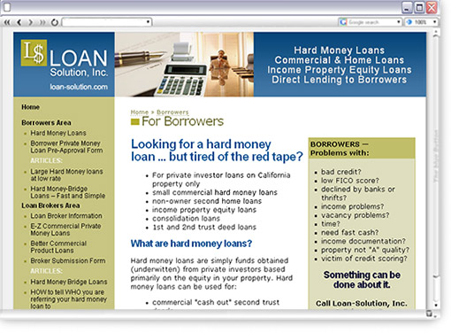 Loan Solution, Inc.