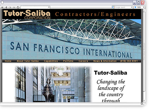Tutor Saliba Corporation