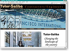 The Tutor-Saliba Website