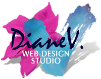 DianeV Web Design - Home